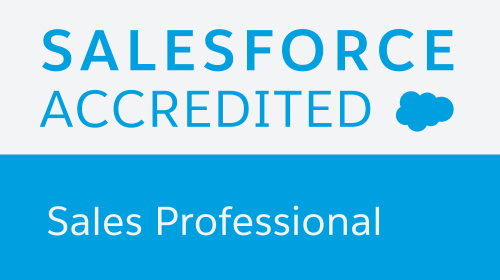 Hanse CRM - Salesforce Accredited Sales Professionals