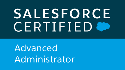 Hanse CRM - Salesforce Certified Advanced Administrators