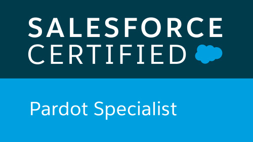 Hanse CRM - Salesforce Certified Pardot Specialists