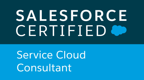 Hanse CRM - Salesforce Certified Service Cloud Consultants